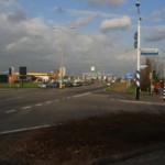 IJsselmondse Knoop doorgehakt