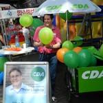 CDA Barendrecht aanwezig bij zomerfeest.