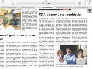 Krant Schakel 3 oktober 2013