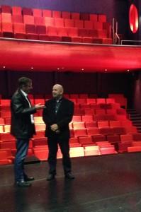 Peter Luijendijk en John de Vos