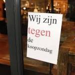 CDA: geen koopzondagen in Barendrecht, ook niet als proef.