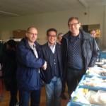 CDA Barendrecht bezoekt nieuwe locatie voedselbank