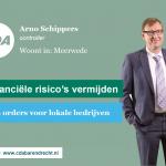 Arno Schippers, nr. 4 op CDA kandidatenlijst