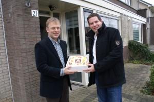 Bert de Wit en Wiljo Reijnders