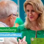 """""""Meld het Mona""""; CDA opent meldpunt mantelzorg"""