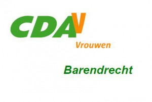 Logo CDA vrouwen