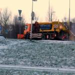 Positief over het sneeuwvrij maken fietspaden