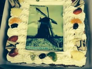 foto taart pendrechtse molen