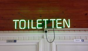 Te weinig openbare toiletten