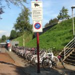 CDA: uitbreiding fietsenstalling station nodig