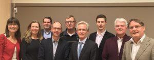 Team CDA-Barendrecht gemeenteraadsverkiezingen 2018