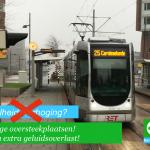 CDA Barendrecht tegen verhoging snelheid Tram 25!
