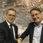 CDA Barendrecht en CDA Provincie eensgezind over honderden extra woningen bij NS station