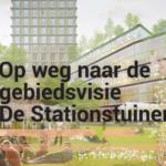 Stationtuinen komen in beeld!