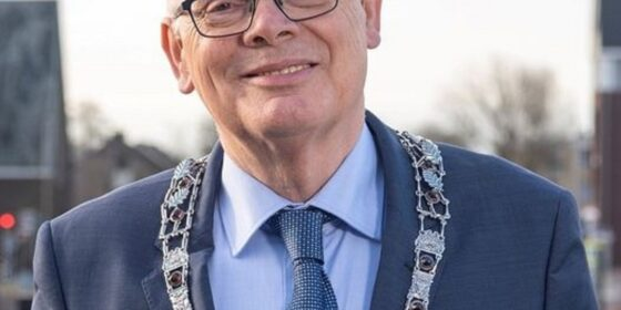 Schandalige aanval op burgemeester