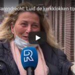 Kerkklokken actie op RTV Rijnmond